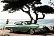 Chevrolet Bel Air Sport Coupe (1957 r.)